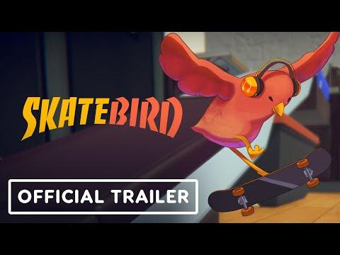 SkateBIRD - Official Trailer | Summer of Gaming 2021 de SkateBIRD