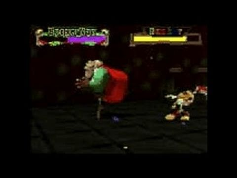 ClayFighter 63 1/3 Nintendo 64 Gameplay - Clay Fighter 63