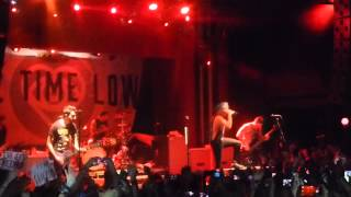 All Time Low - The Irony Of Choking On A Lifesaver (Barcelona 17/06/15)