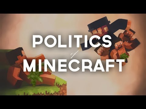 The SUBLIMINAL Politics Of Minecraft
