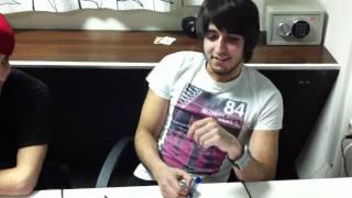 Ридо и Шами, Смешное интервью Shami))