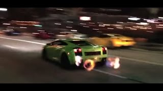 Amazing cars backfire compilation