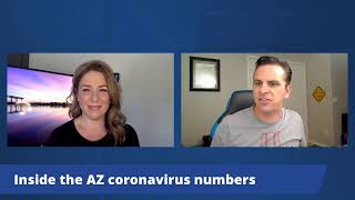 Inside Arizonas Coronavirus Numbers - Aug. 6