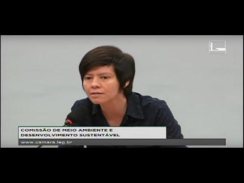 Clique para ver o vídeo: Juliana Cesar - Seminário Agenda 2030 e ODS