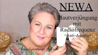 NEWA | Faltenreduzierung | Radiofrequenz | Beauty-Tools | Anti-Ageing | beautyoverage Astrid