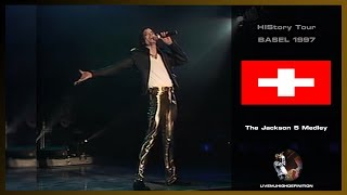 Michael Jackson Live In Basel 1997: The Jackson 5 Medley - HIStory Tour