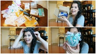 Planner Inspiration & Opening Your Mail!! (VERY LONG VLOG) | August 14-16, 2015