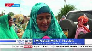 Isiolo woman representative innitiates process of impeaching lands CS Farida Karoney