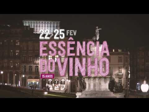Essência do Vinho 2018 by I Love Douro