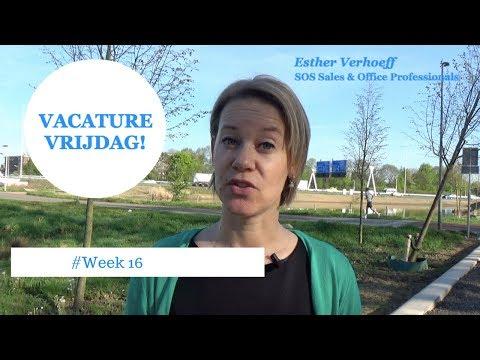 Vacature vrijdag #week16: Accountmanager/Recruiter