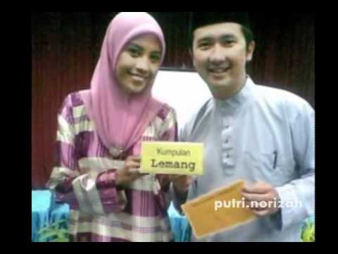 Putri Norizah (Brunei) Duet With Faiz Nawi : Semarak Kasih 2007 (A Royal Wedding Song) Mp3