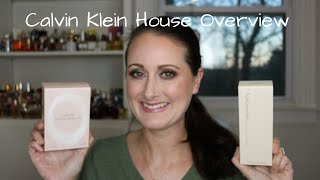 Calvin Klein Brand Overview | Impressions and Thoughts on 16 Perfumes