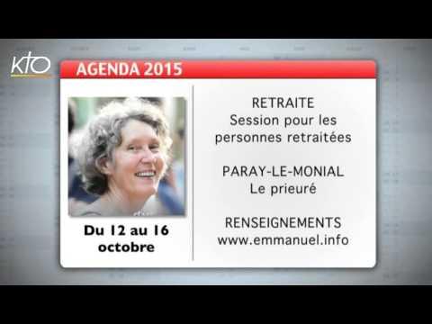 Agenda du 5 octobre 2015