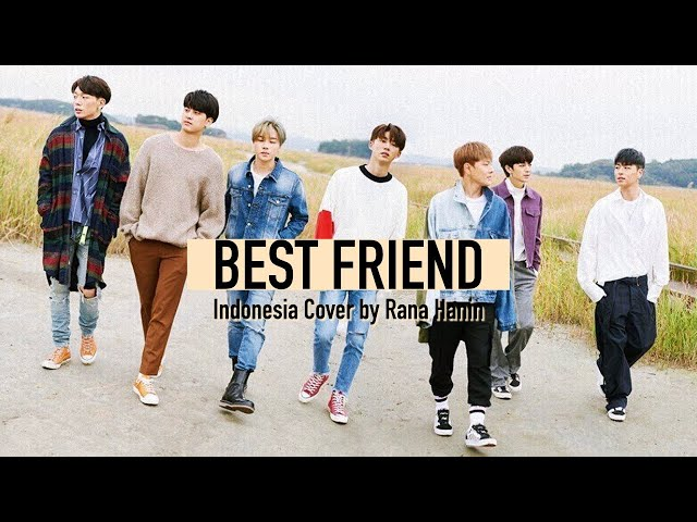 Indonesia Version Ikon Best Friend Cover