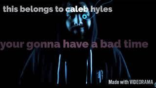 Caleb Hyles Megalovani Lyrics