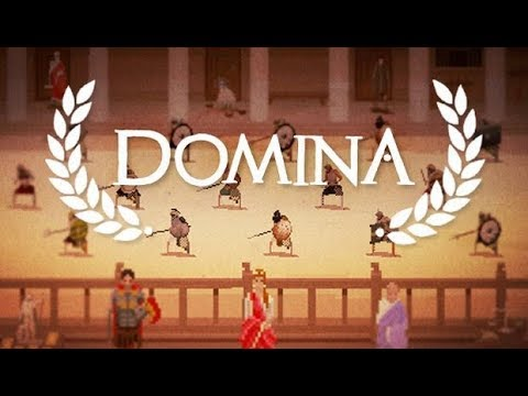 Domina 2019 - Gladiator Death Match Management Simulator