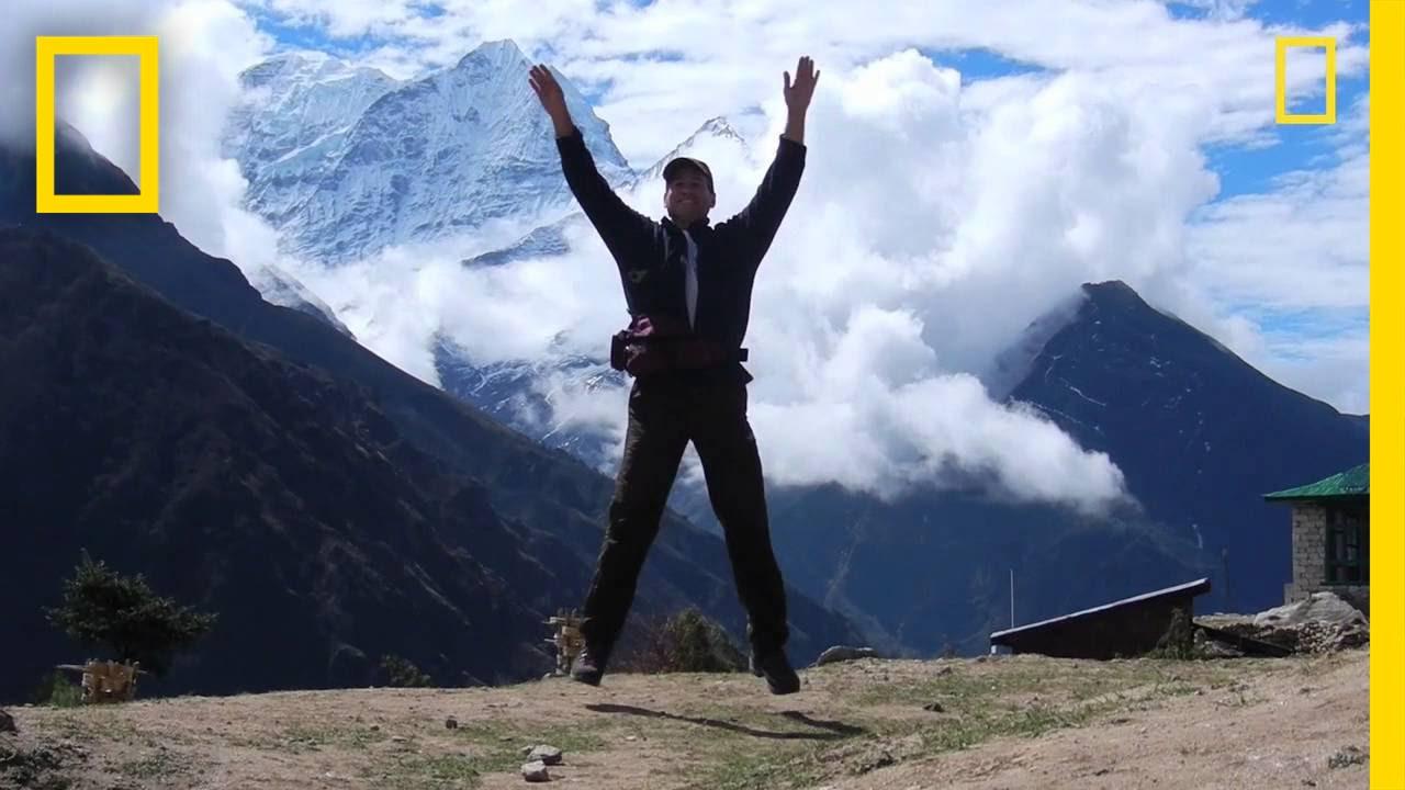 Nepal   Let's Jump thumbnail