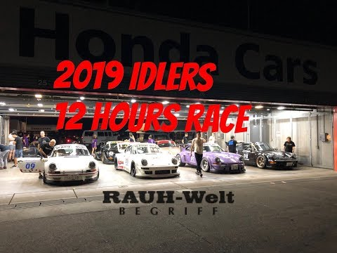 Video of idlers 12 hours race