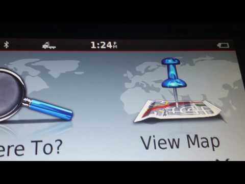 Garmin, 770 LMT Truck Driver GPS (Review & Sort-of Unboxing) (Large 7 Inch Screen)