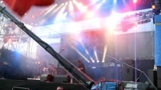 Evergrey - When The Walls Go Down - Masters of Rock 2009