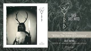 Gaahls Wyrd Within The Voice Of Existence Official Track