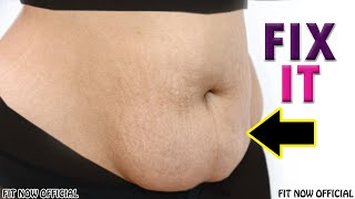Hanging Lower Belly Fat | 7 Simple Exercises to Shrink Hanging Lower Belly Fat