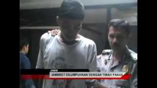 preview picture of video 'JAMBRET DILUMPUHKAN DIDOR POLISI, Sekitar Jambi Jek Tv'