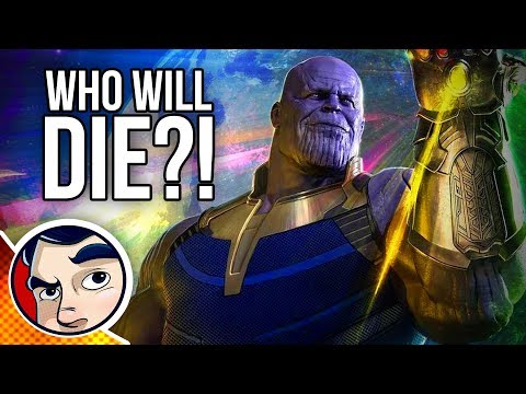 "Avengers Infinity War ""Who Will Die?"""