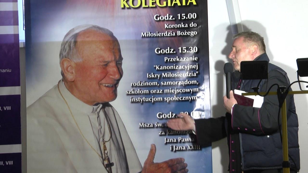 Wystawa bilboardów użytkowych w Parafii pw. Wszystkich Świętych