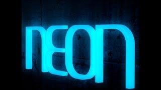 Tutorial Cinema 4D - Intro con Texto de Neon