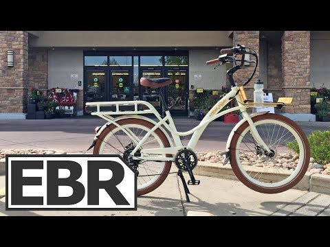 Ariel Rider C-Class Video Review – $1.7k Sturdy Utility Electric Bike with Throttle