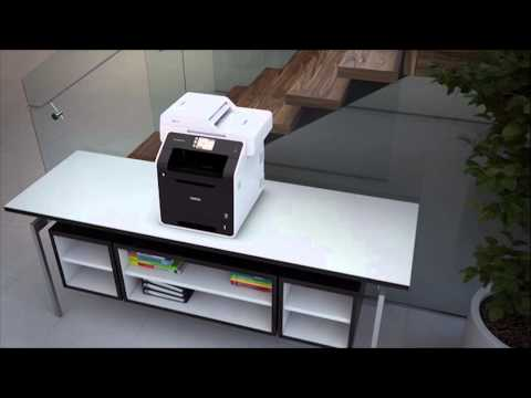 Brother MFC-L8850CDW - Professionele all-in-one high speed kleurenlaserprinter