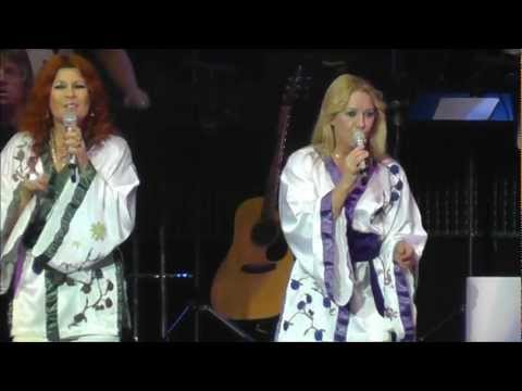 Abba The Show - Bang-A-Boomerang