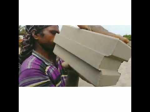 Interlocking Wall Bricks Making Machine