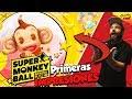 Super Monkey Ball Banana Blitz Hd Switch Ps4 One Primer