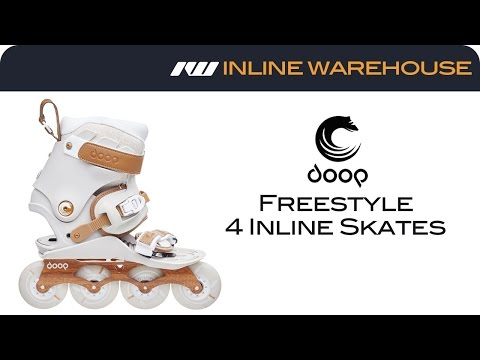 Powerslide Doop Freestyle 4 Adjustable Inline Skates Review