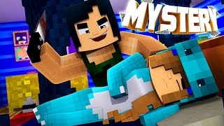 miNecraft mystery-NAOMI'S MOM COMES TO KILL LITTLE CARLY (Minecraft Roleplay)