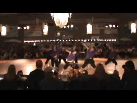 Dynamic Tijdens Holland Dans Spektakel Cuijk 2009