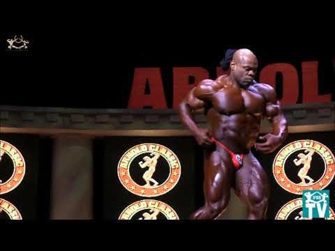 Arnold Classic Columbus 2016 kai Greene Final
