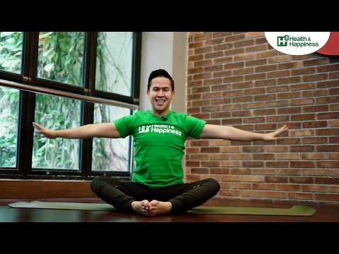 Satu set latihan untuk menurunkan berat badan di rumah secara gratis