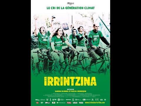 Bande annonce Irrintzina, le cri de la génération climat