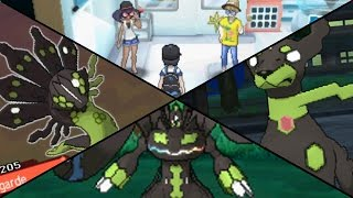 Pokemon Sun & Moon - All Zygarde Cell and Core Locations