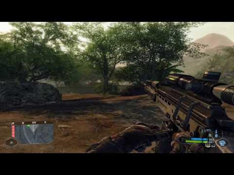 Gameplay de Crysis Collection