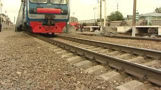В связи с ремонтом дорог движение на железнодорожных переездах ограничат