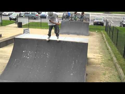 Aggressive Skater's Solon Trip 9/11/11