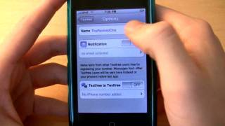How To: Send Free SMS Messages On Your iPhone or iPod Touch with TextFree Unlimited