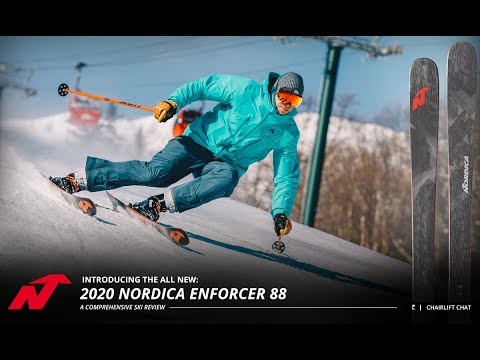 2020 Nordica Enforcer 88 Ski Review