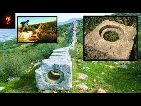 """""""Patara Pipes"""" Ancient High-Technology Hidden In Turkey?"""