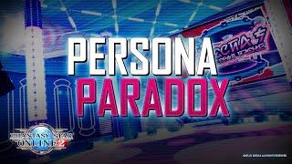 Phantasy Star Online 2 празднует 1 млн игроков кроссовером с Persona