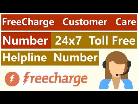 Download FreeCharge Customer Care Number | 24x7 Toll Free Helpline Contact Number By Explain Me Banking Mp4 HD Video and MP3